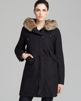Woolrich Coat - Literary Walk