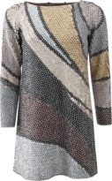 Marc Jacobs Wave Sequin Tunic