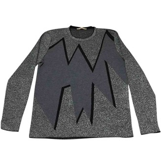 Christopher Kane Silver Wool Knitwear for Women