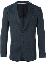 Z Zegna tweed blazer - men - Cotton/Linen/Flax/Cupro - 46