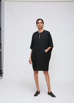 Zero Maria Cornejo Black Bea Dress