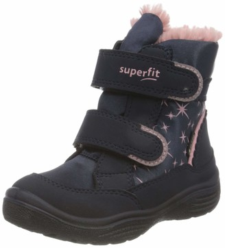Superfit Girls Crystal Snow Boot