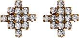 Nicole Romano Checker Earrings