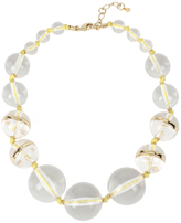 Charm & Chain Collection Mamie Necklace, Lemon