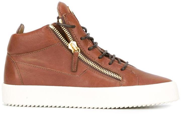 Giuseppe Zanotti Design Daniel mid-top sneakers