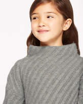 Jigsaw Diagonal Rib Jumper