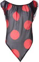 Vivienne Westwood 'Gipsy' blouse - women - Silk - S