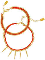 Chan Luu Orange Friendship Bracelet