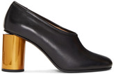 Acne Studios Black & Brass Amy Heels