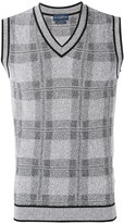 Ballantyne checked sweater vest - men - Cotton/Polyamide/Polyester/Viscose - 46