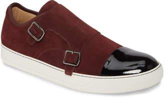 Lanvin Monk Strap Sneaker