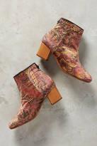 Hudson Shoes Hudson Garnett Velvet Ankle Booties