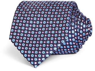 Bloomingdale's The Men's Store at Multi Dot Silk Classic Tie - 100% Exclusive