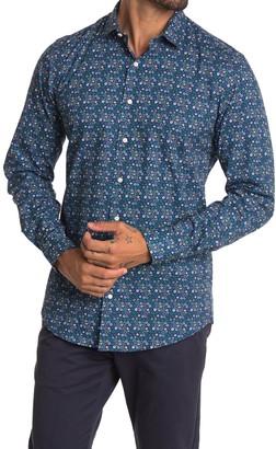 Ben Sherman Ditsy Floral Dress Shirt