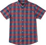 RVCA Men's Akasa Short Sleeve Woven Shirt