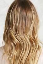 Forever 21 Chain Horse Hair Clip Set