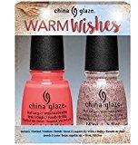 China Glaze Gelaze Nail Polish Kit, Warm Wishes