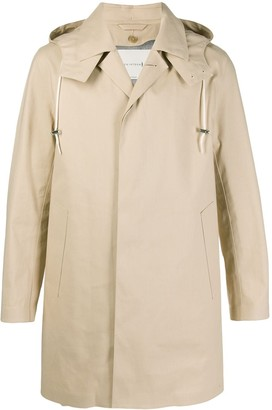 MACKINTOSH Dunoon Hood coat