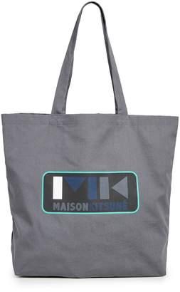 MAISON KITSUNÉ MK Play Tote Bag