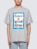 Have A Good Time Blue Big Frame S/S T-Shirt