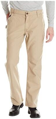 Ariat FR M4 Low Rise Workhorse Bootcut Pants (Khaki) Men's Casual Pants