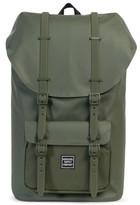 Herschel Men's Little America Studio Collection Backpack - Green