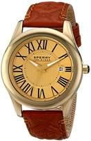 Sperry Women's 10014930 Lynnbrook Analog Display Japanese Quartz Brown Watch