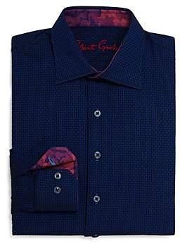Robert Graham Boys' Abells Dress Shirt - Big Kid