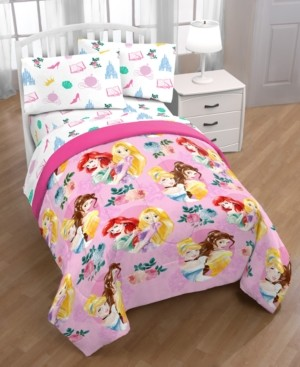 Disney Princess Princess Sassy Full Bed in a Bag Bedding