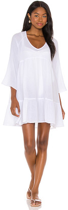 Seafolly Double Cloth Cover Up Dress