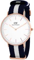 Daniel Wellington Classic Glasgow Collection 0104DW Men's Analog Watch