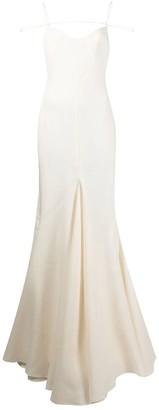 Jacquemus La Robe Camaurgue Long Dress
