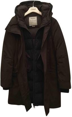 Zadig & Voltaire Khaki Coat for Women