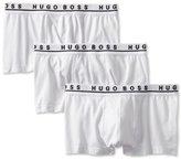 HUGO BOSS BOSS Men's Cotton Stretch Boxer Brief, Pack of 3