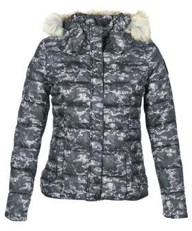 Kaporal BASIL women's Jacket in Grey