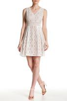 Jessica Simpson Lace Mini Dress