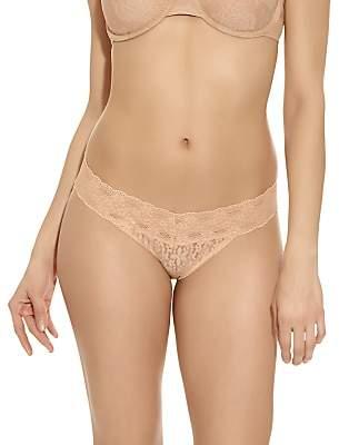 Wacoal Halo Lace Bikini Briefs