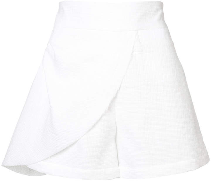 Rachel Comey Revel ruffle panel shorts