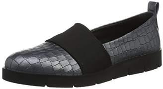 Ecco Women's Bella Loafers, Grey (1244titanium), (40 EU)
