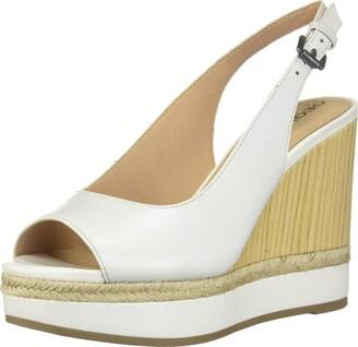 Geox Women's Yulimar Wedge Sandal Sandal