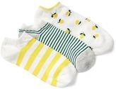 Gap Print ankle socks (3-pairs)