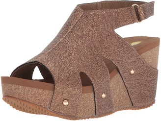 Volatile Women's Spindle Wedge Sandal