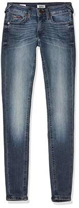 Tommy Jeans Women's Low Rise Skinny Sophie Ebndk Straight Jeans,W32/L34 (Size: 3432)