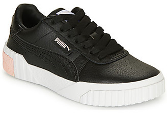Puma CALI girls's Shoes (Trainers) in Black