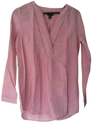Cyrillus Pink Cotton Top for Women