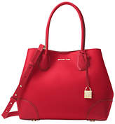 MICHAEL Michael Kors Mercer Gallery Medium Leather Tote Bag