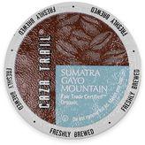 52-Count Caza TrailTM Sumatra Gayo Mountain Coffee for Single Serve Coffee Makers