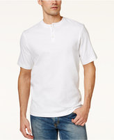 Tasso Elba Men's Henley, Only at Macy's
