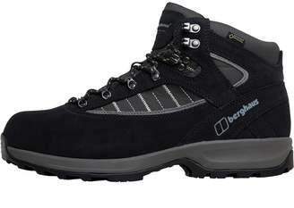 Berghaus Mens Explorer Trek Plus VII GORE-TEX Hiking Boots Black/Grey