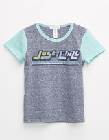 Full Tilt Just Chill Girls Tee